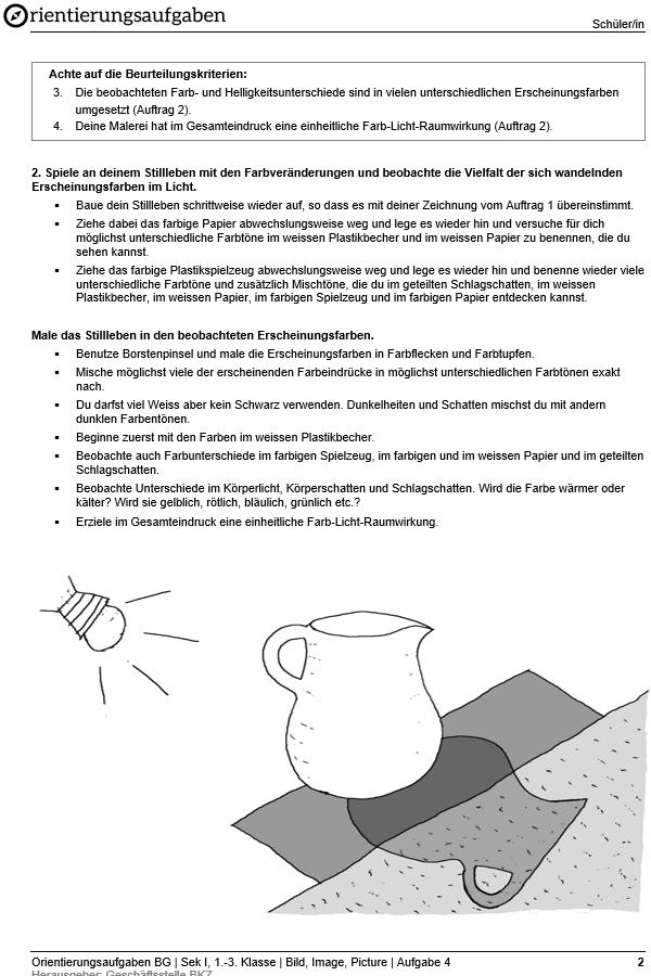 Preview image for LOM object Ein flüchtiges Farbenspiel: Weiss bleibt nicht weiss