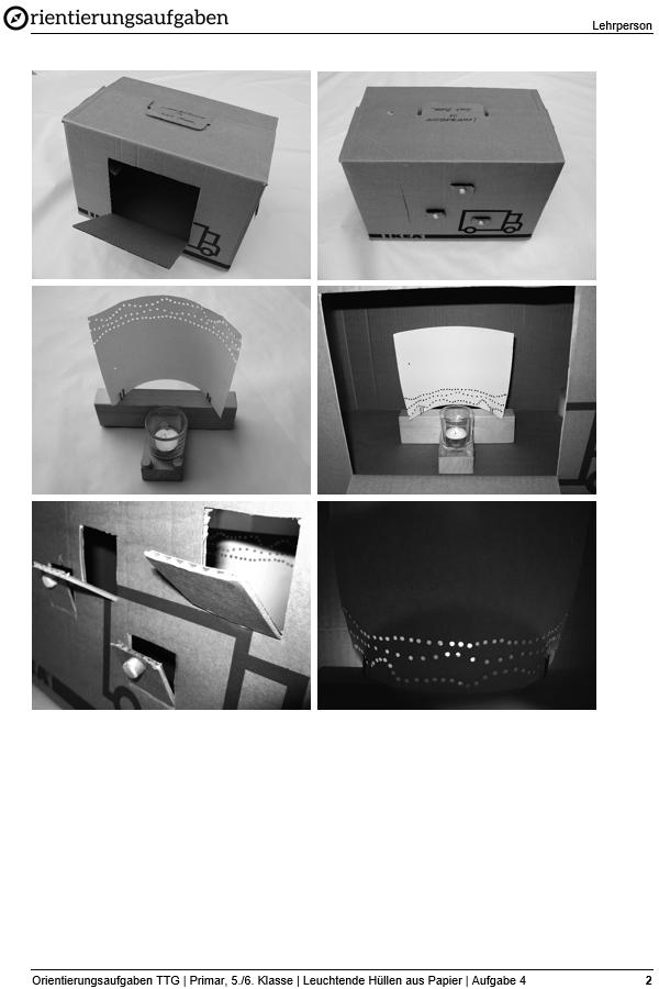 Preview image for LOM object Materialproben untersuchen - entscheiden - präsentieren