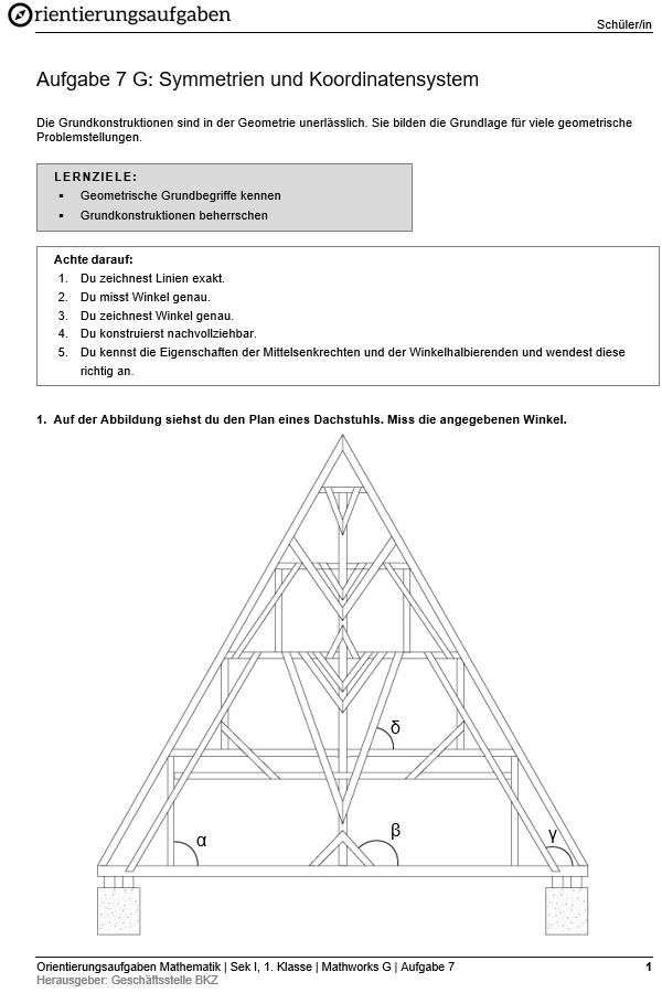 Preview image for LOM object Grundkonstruktionen und Winkel messen (Grundanforderungen)