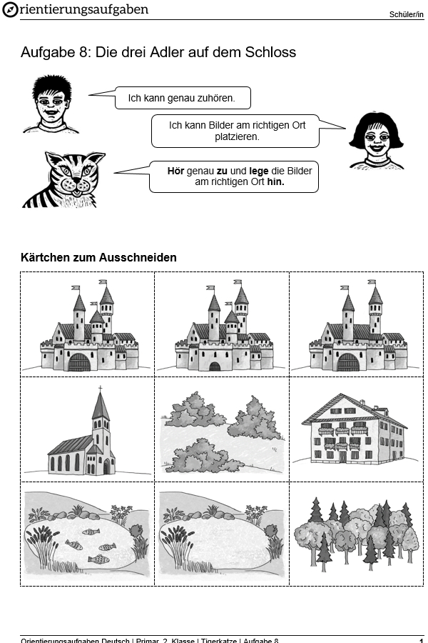 Preview image for LOM object Die drei Adler auf dem Schloss