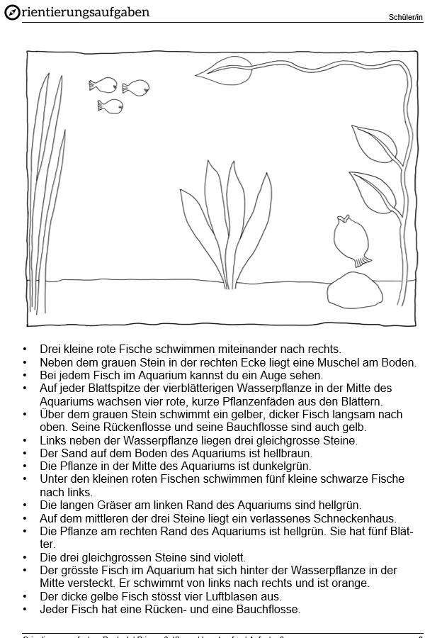 Preview image for LOM object Gelesenes verstehen und bildnerisch umsetzen