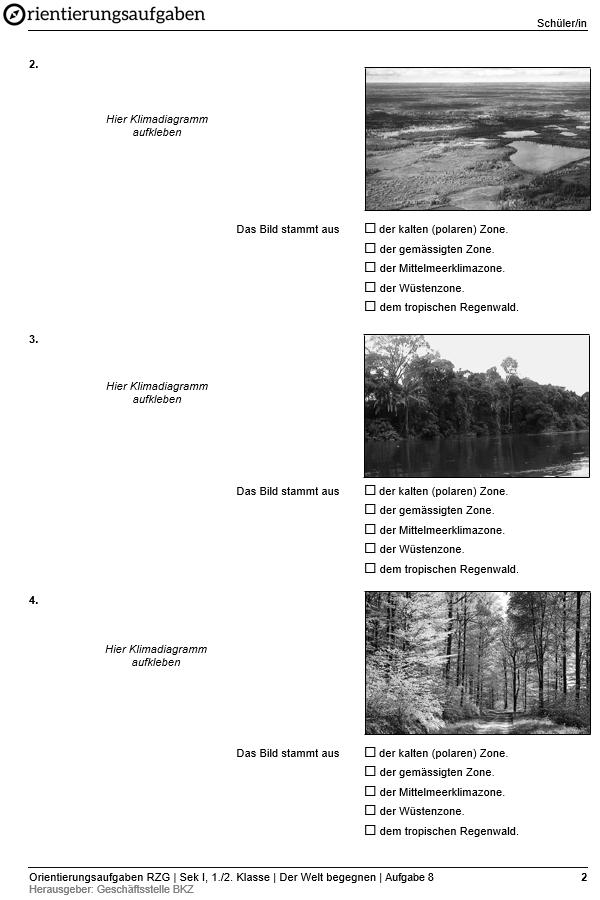 Preview image for LOM object Zusammenhang von Klima und Vegetation