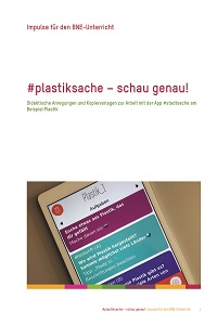 Preview image for LOM object #plastiksache – schau genau!
