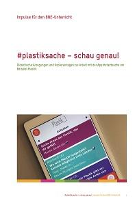 Preview image for LOM object #plastiksache – schau genau!