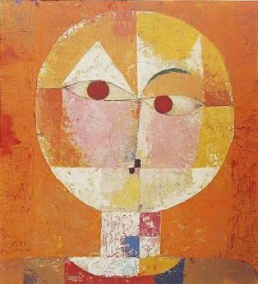 "Preview image for LOM object ""Senecio"" von Paul Klee"