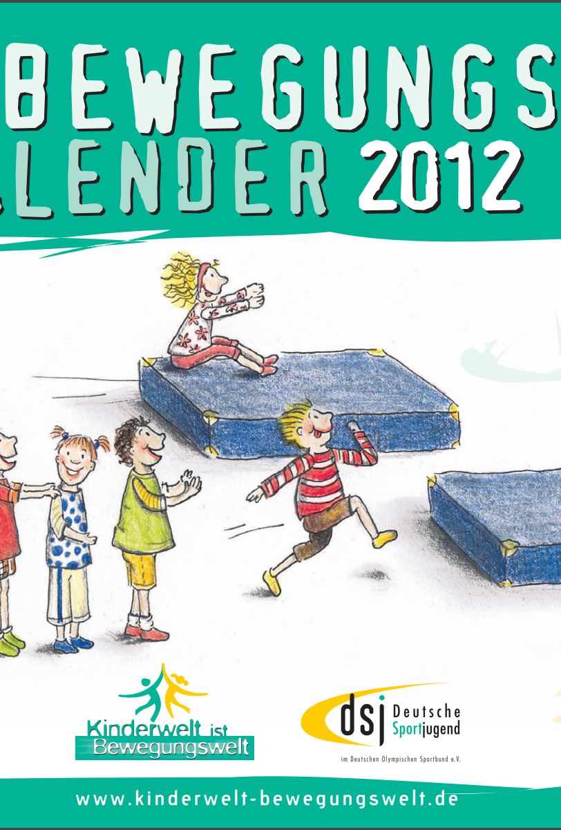 Preview image for LOM object DSJ Bewegungskalender 2012 Partizipation