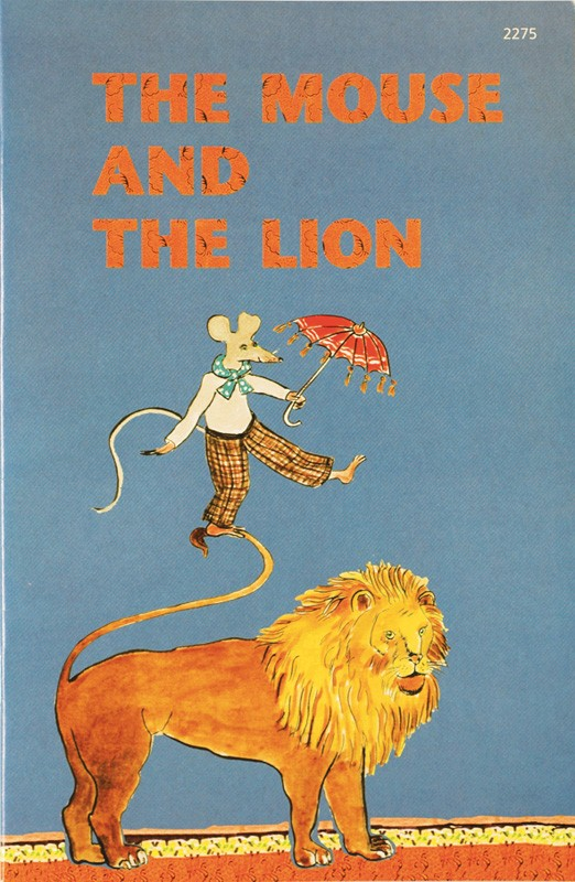 Preview image for LOM object The Mouse and the Lion