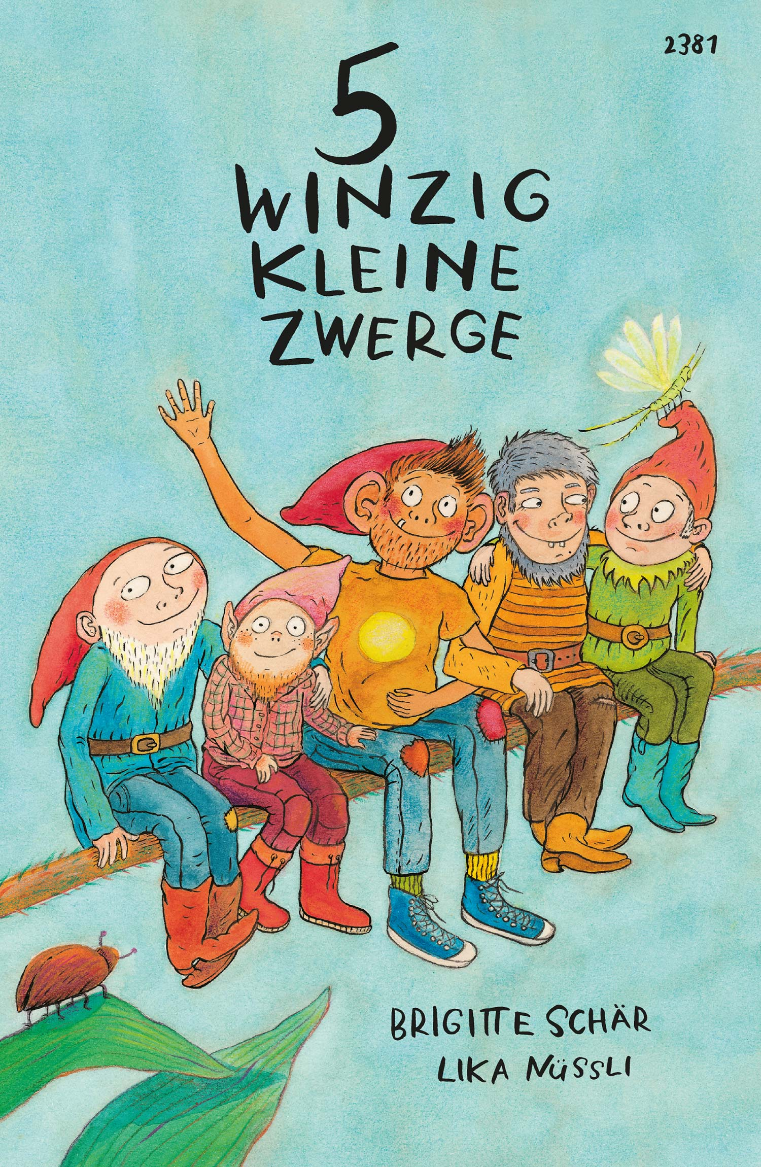 Preview image for LOM object 5 winzig kleine Zwerge