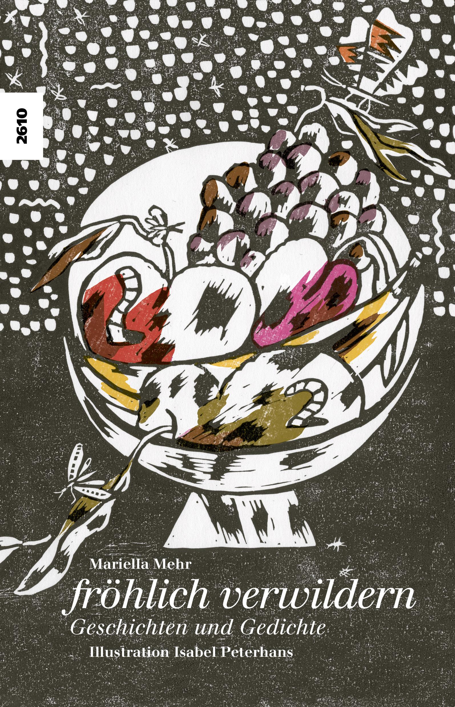 Preview image for LOM object fröhlich verwildern - Geschichten  und Gedichte der jenischen Autorin Mariella Mehr