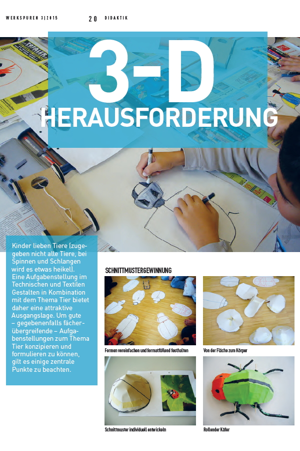 Preview image for LOM object 3-D Herausforderung