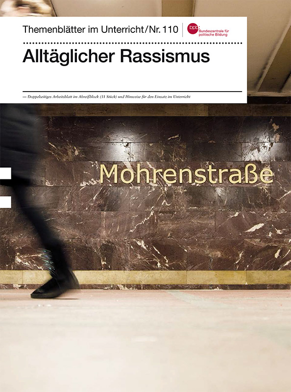 Preview image for LOM object Alltäglicher Rassismus