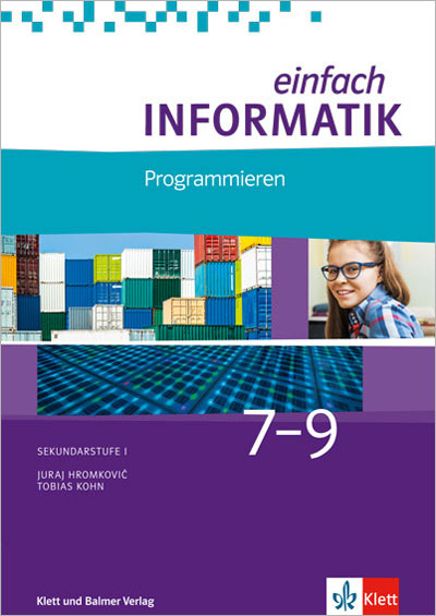 Preview image for LOM object Einfach Informatik 7-9: Programmieren