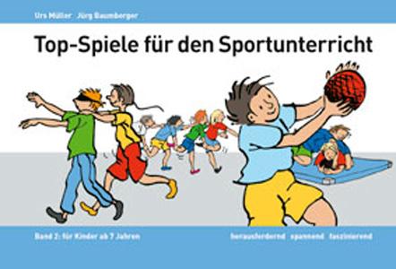 Preview image for LOM object Top-Spiele für den Sportunterricht Band 2