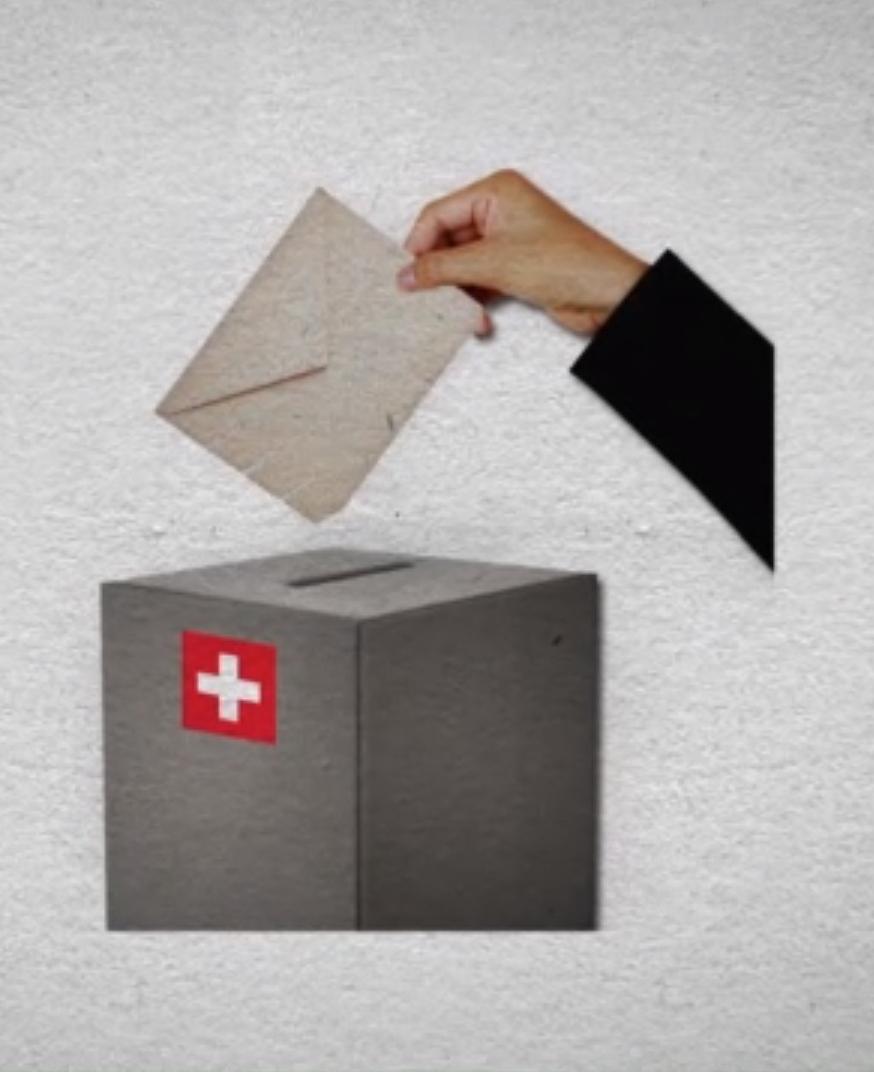 Preview image for LOM object Politik und Gesellschaft: Wählen