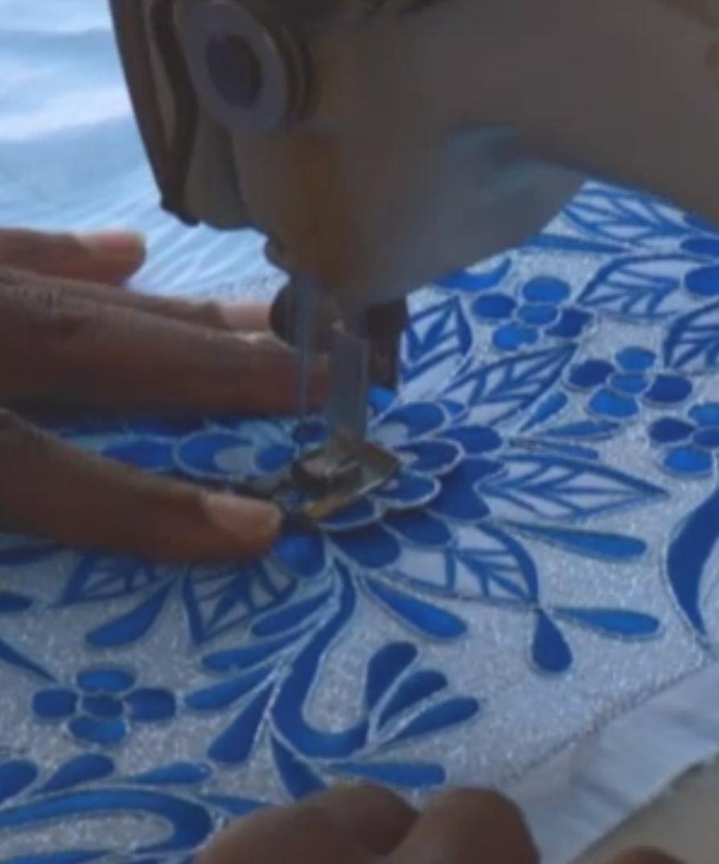 Preview image for LOM object Afrika – Aufschwung, Abenteuer, Ängste: Textil-Export nach Senegal
