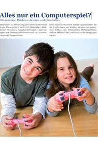 Vignette pour un objet LOM Alles nur ein Computerspiel?