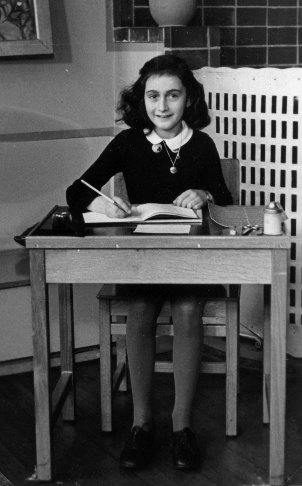 Preview image for LOM object IdeenSet Anne Frank