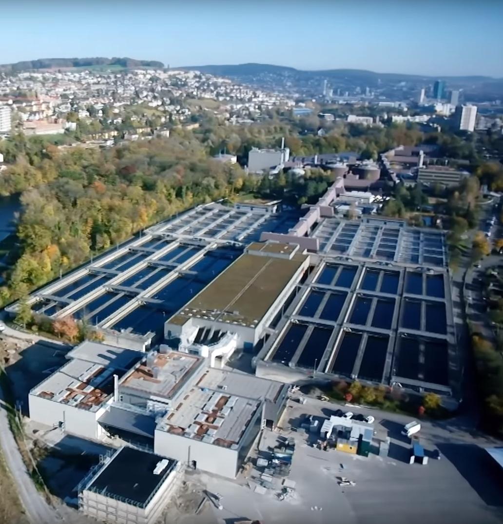 Preview image for LOM object Wird aus Abwasser wieder Trinkwasser?