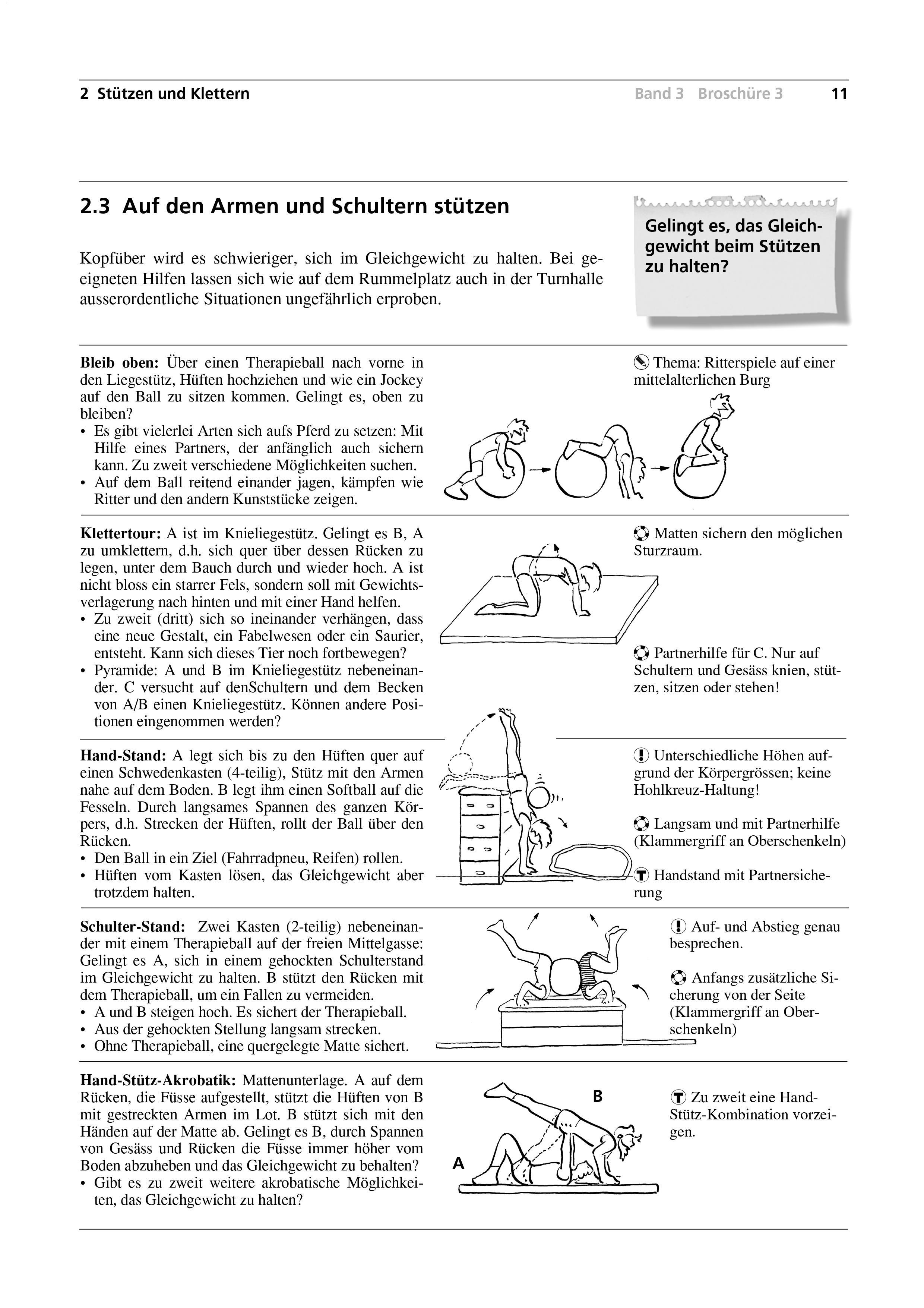 Preview image for LOM object Auf den Armen und Schultern stützen