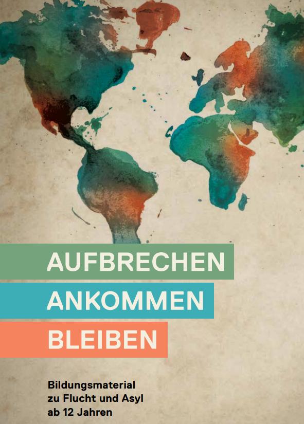 Preview image for LOM object Aufbrechen. Ankommen. Bleiben