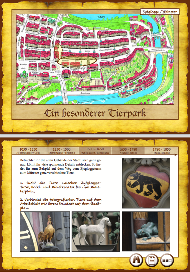 Vignette pour un objet LOM IdeenSet Historisches Bern