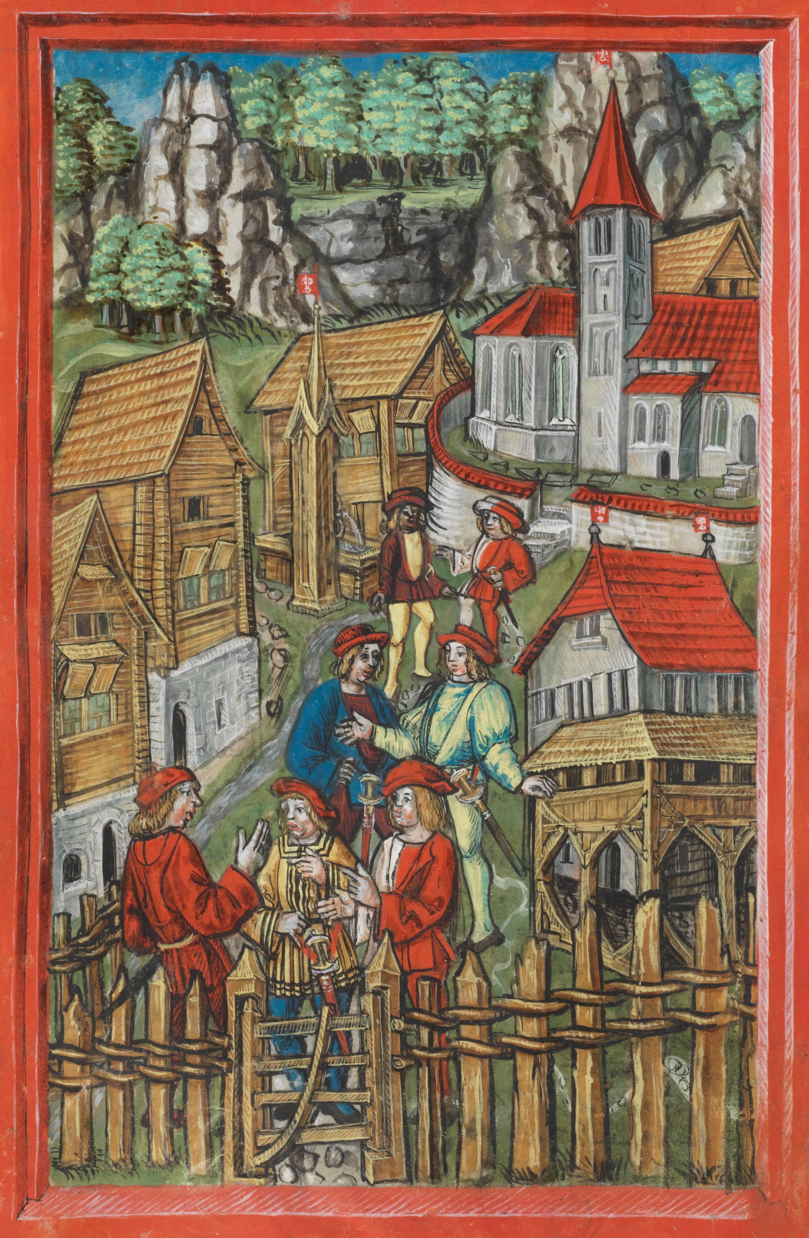 Preview image for LOM object Wie lebten Nidwaldner Familien im Spätmittelalter?