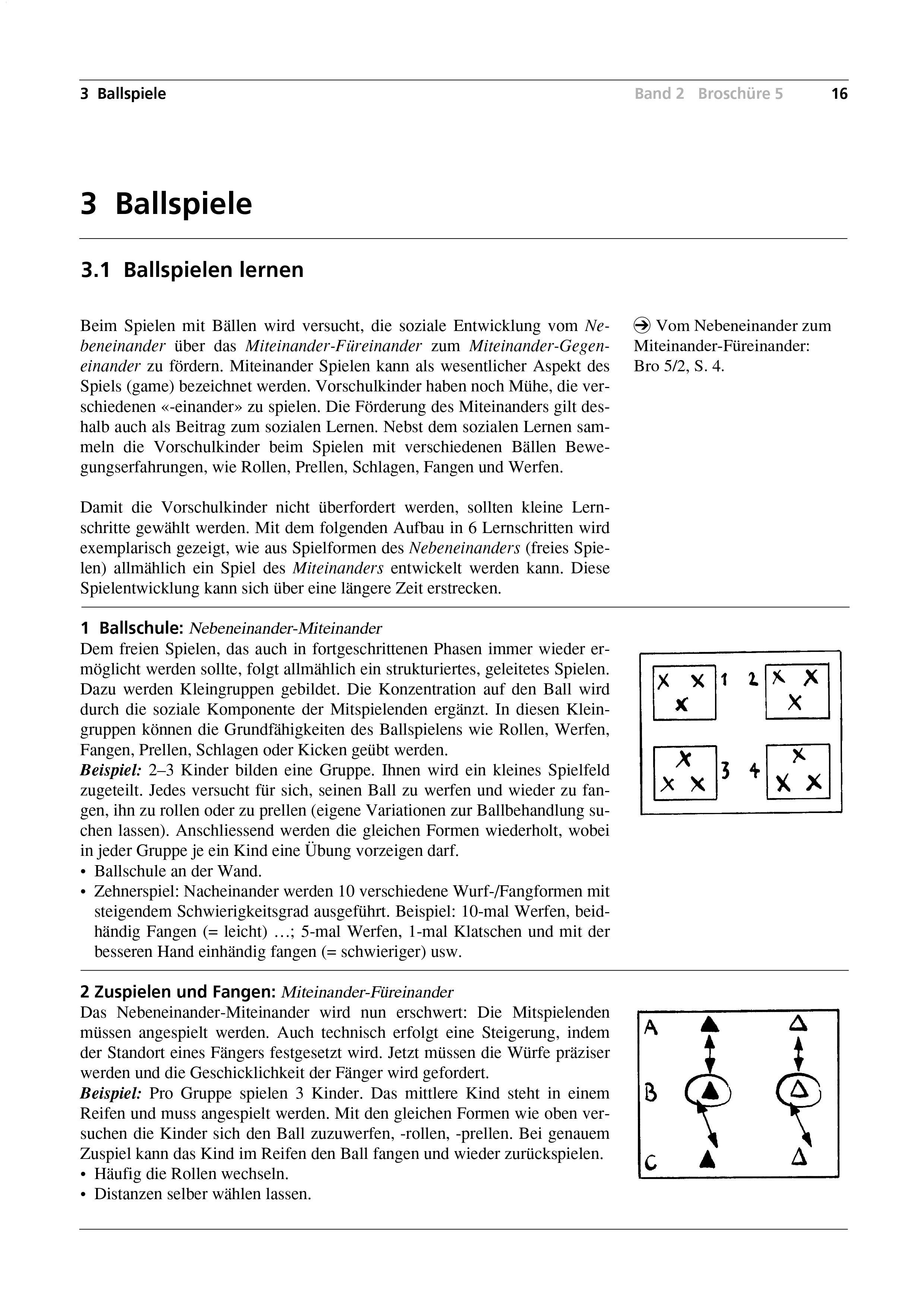 Preview image for LOM object Ballspielen lernen