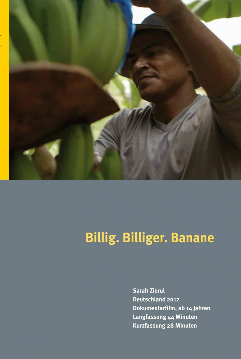Preview image for LOM object Billig. Billiger. Banane
