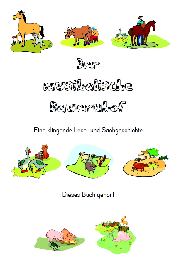 Preview image for LOM object Der musikalische Bauernhof