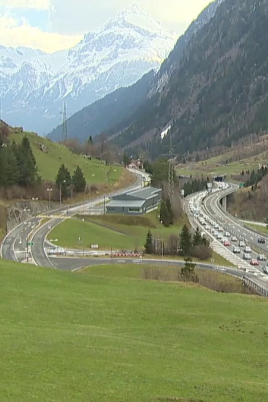 Preview image for LOM object Bergwelt Schweiz: Der Gotthard – Mobilität und Transport