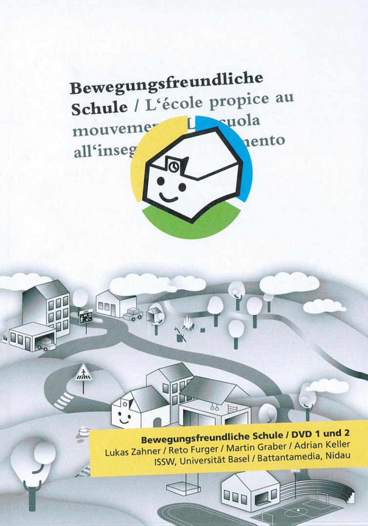 Preview image for LOM object Bewegungsfreundliche Schule bfschule.ch