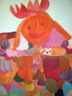Preview image for LOM object Eine Prinzessin bei Klee zu Besuch