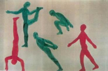 Preview image for LOM object Mensch in Bewegung_Haltungen und Bewegungen von Menschen und Tieren beobachten und darstellen