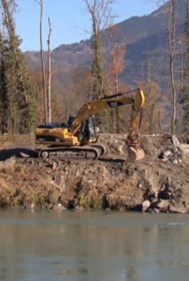 Preview image for LOM object Biber zwischen gut und böse: Holzfäller am Fluss
