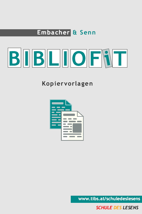 Preview image for LOM object BIBLIOFiT-Kopiervorlagen