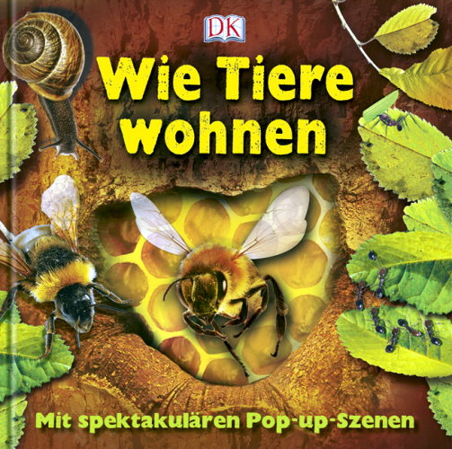 Preview image for LOM object Wie Tiere wohnen