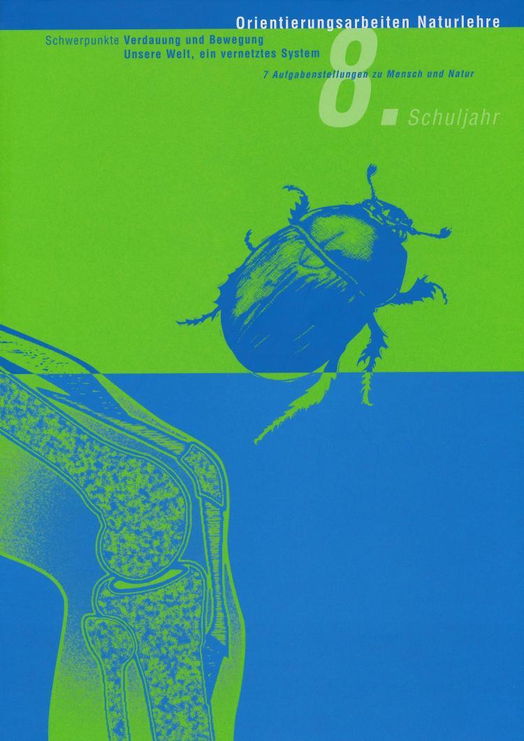 Preview image for LOM object Orientierungsarbeit Naturlehre 8: Mensch und Natur