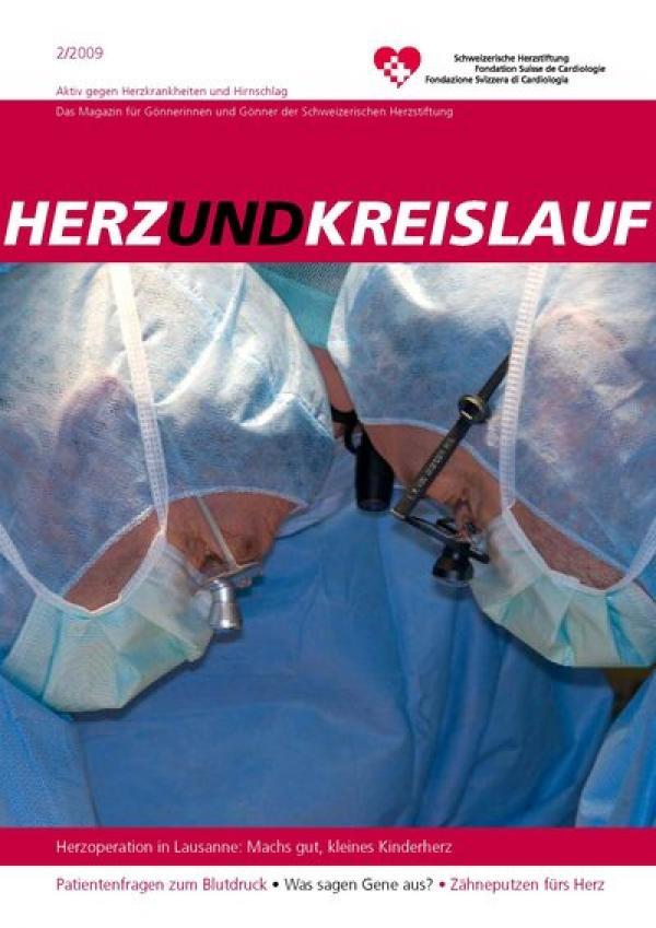 Preview image for LOM object Broschüren zu Herz- und Kreislauferkrankungen