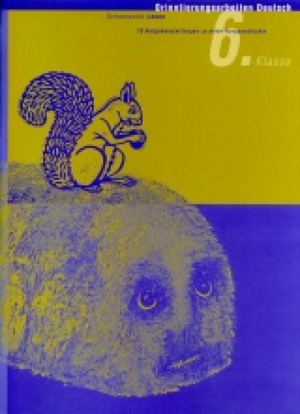 Preview image for LOM object Orientierungsarbeit Deutsch 6: Eine dicke Freundschaft (Lesen)