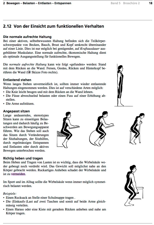Preview image for LOM object Funktionelles Verhalten - Gesundheitsbewusstsein