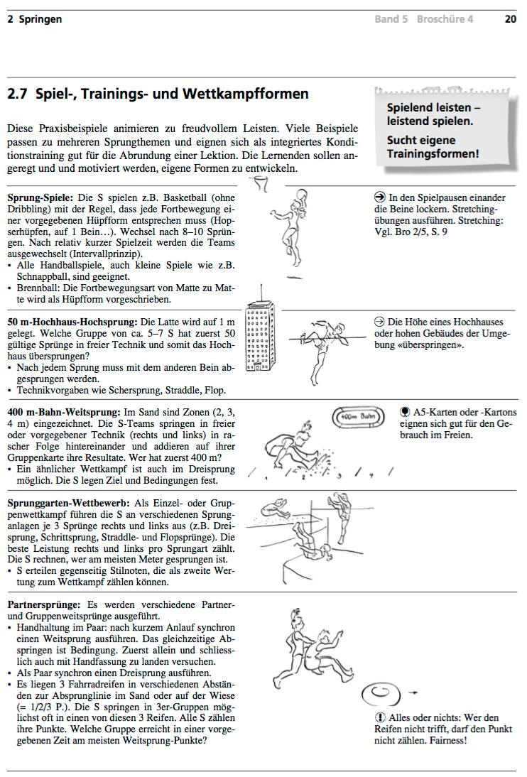 Preview image for LOM object Springen- Variantenreich springen