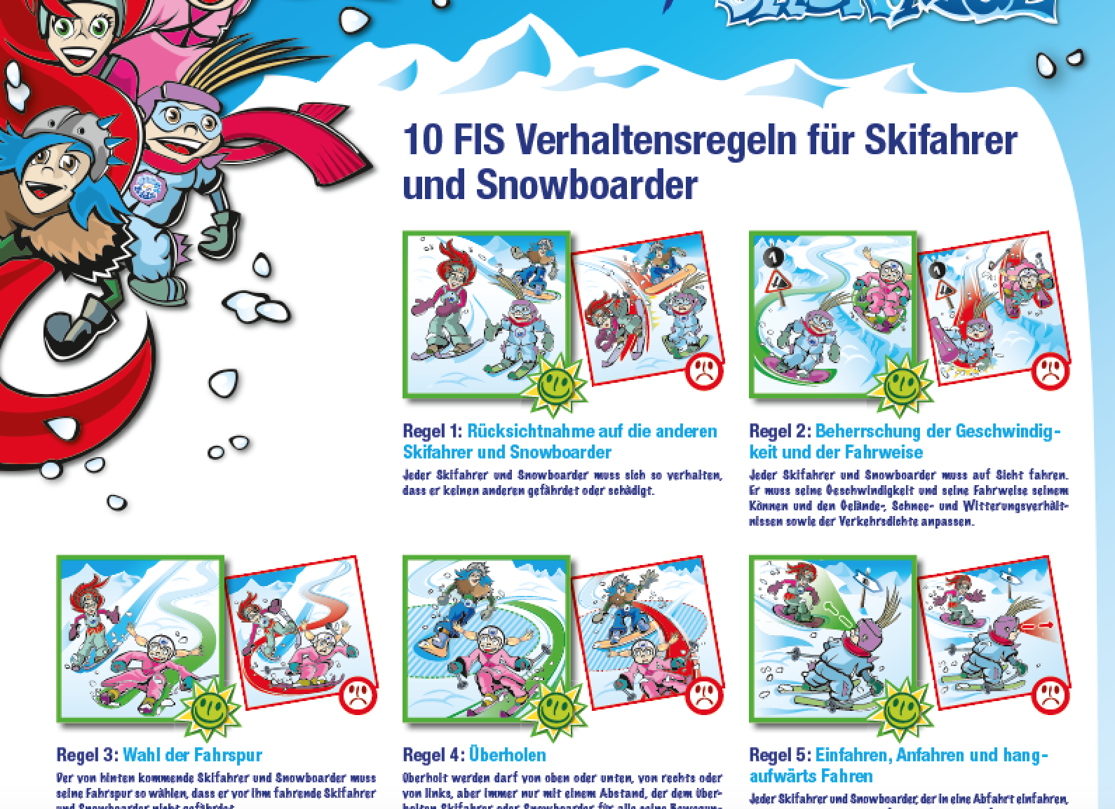 Preview image for LOM object FIS-Regeln Schneesport