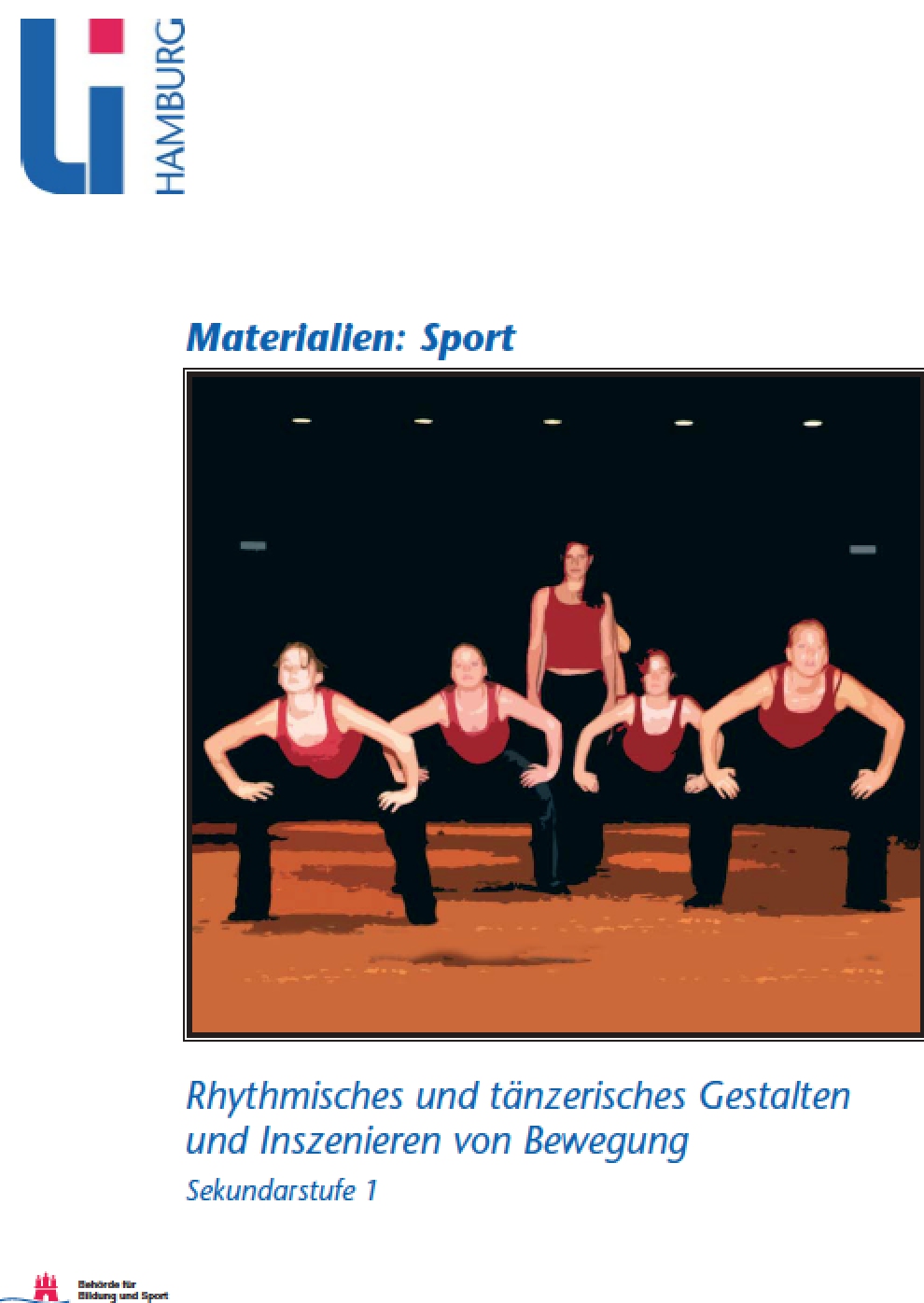 Preview image for LOM object Rhythmisches und tänzerisches Gestalten und Inszenieren von Bewegung