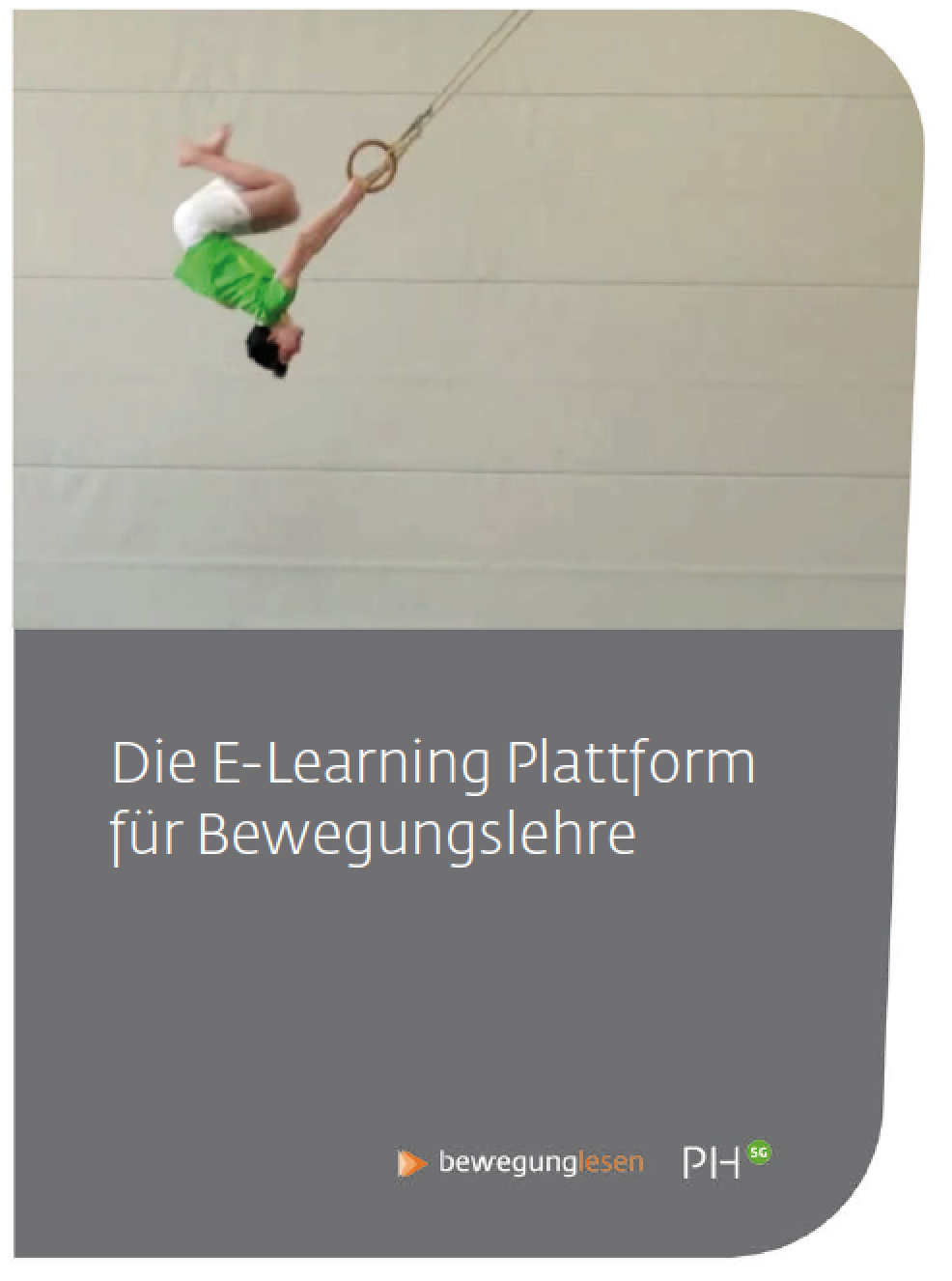 Preview image for LOM object E-Learning Plattform für Bewegungslehre