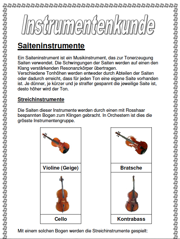 Preview image for LOM object Instrumentenkunde