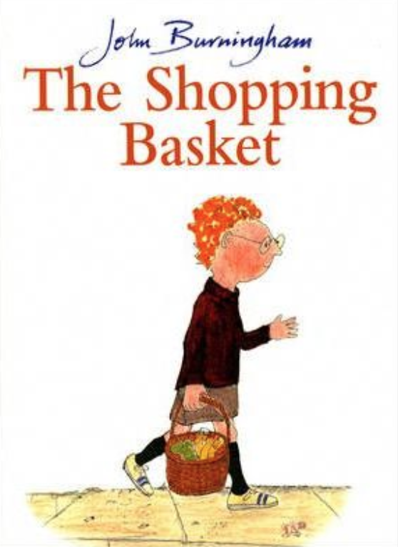 Preview image for LOM object Mini-Book zum Bilderbuch: The Shopping Basket