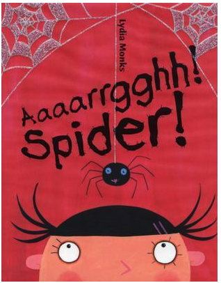 Preview image for LOM object Reading activities: Aaaaarrgghh, Spider!