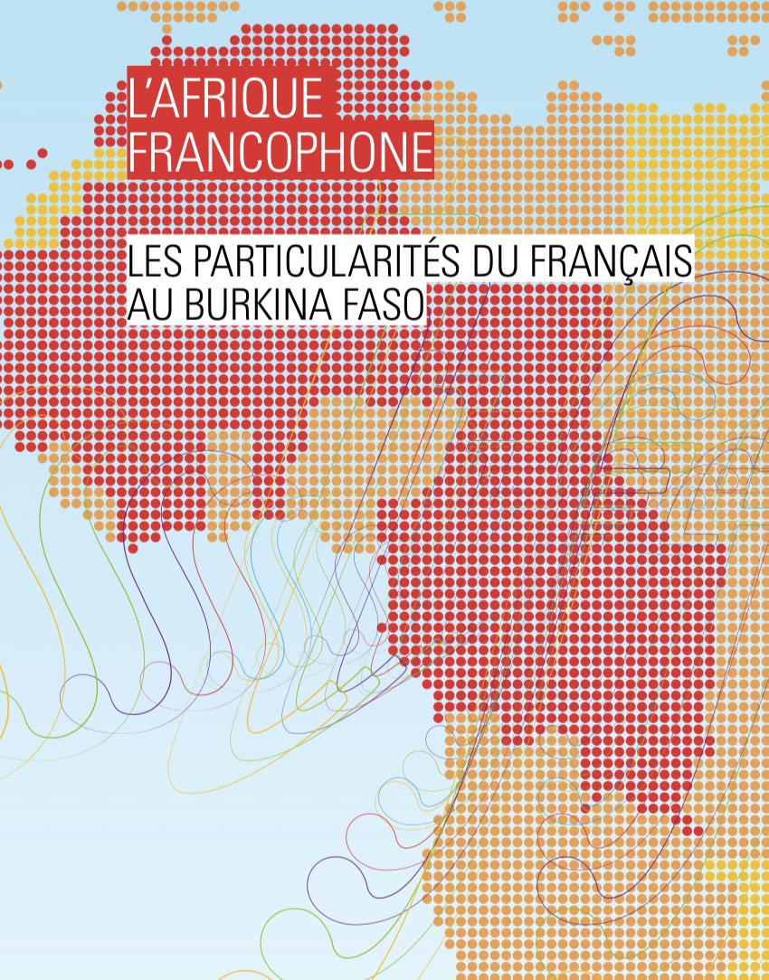 Preview image for LOM object L' Afrique francophone: les particularités du français au Burkina Faso