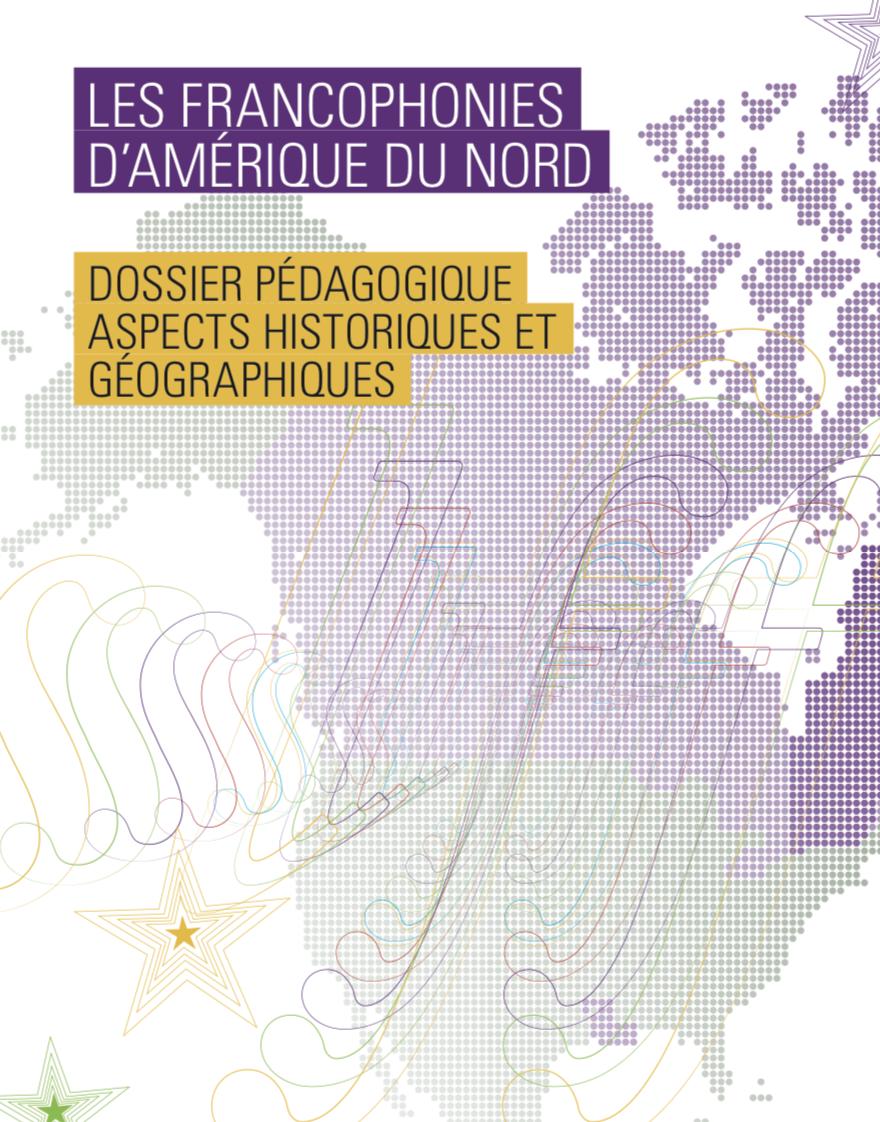 Preview image for LOM object La Francophonie d' Amérique du Nord: Aspects historiques et géographiques