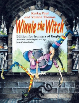 Preview image for LOM object Mini-Book zum Bilderbuch: Winnie the witch